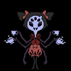undertale muffet - Google Search