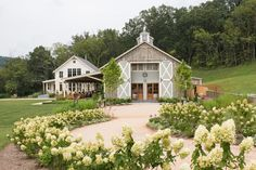 Wedding Venue Charlottesville VA | Perfectly Peach | Pippin Hill If I had plenty of money.