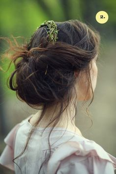 Trendy Wedding ♡ blog mariage • french wedding blog: {coiffure de la mariée} Le cheveu hippie-hipster