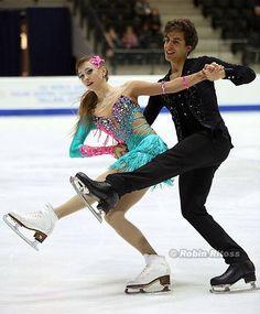 #WJCTallinn 5th after Short Dance Angelique ABACHKINA / Louis THAURON (FRA) Photo by Robin Ritoss (Tondiraba Ice Hall)