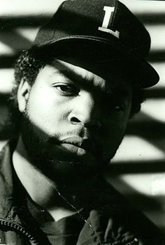 Ice Cube. Rapper who acts.