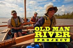 Old Man River. Chapter 4/10: The Gift by Brett on the Water. Day 37 to Day 49. Reaching Prairie Island, the team meets Chief Red Cloud of the Lakota Sioux who blesses their expedition with a traditional tobacco ceremony. Every 3 days the team must find clean drinking water. This ongoing challenge is introduced. At Lake Pepin, strong winds and heavy rains keeps the team off the river for the day. Brett goes fishing with a commercial fisherman. Back on the river, the team accomplishes their…