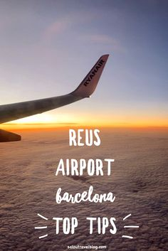 Reus Airport is only approximately 15 minutes from the resorts of Salou, Cap Salou, La Pineda and Cambrils. Here we have this little airport's information. Stuff To Do, Things To Do, Compare Cars, Hotel Reception, Filling Station, Resorts, Costa, Cap, Beach