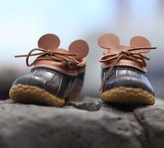 L.L.Bean with Mickey