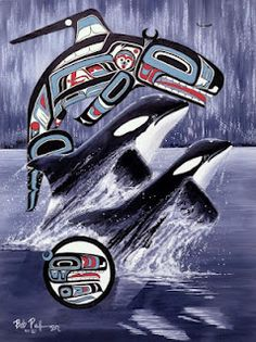 The legend of the Killer Whale...