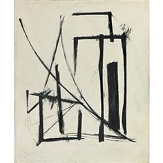 Franz Kline - I discovered his work when I was in my early twenties and am still inspired by his work today