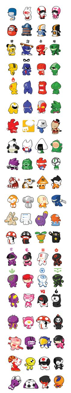 TOY DESIGN by SalBa Combe, via Behance