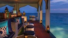 Shisha Bar @ Four Seasons Hotel and Resorts - MALDIVES AT LANDAA GIRAAVARU