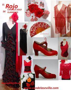 Negro y rojos de diferentes texturas, para combinar con tus prendas favoritas.