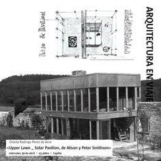 Issole: Upper Lawn - Solar Pavilion / Alison & Peter Smithson