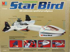 Starbird!!  holy crap I remember this..
