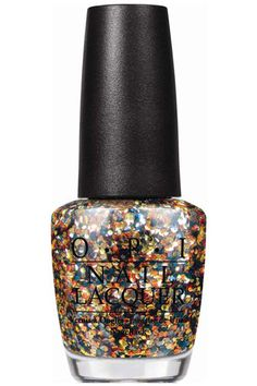 Best Holiday Nail Polishes 2012 - OPI Nail Lacquer in The Living Daylights, $8.50