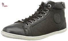 Pepe Jeans London William Basic, Baskets mode homme - Noir (999Black), 42 EU - Chaussures pepe jeans (*Partner-Link)