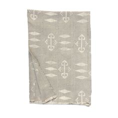 Gray mud cloth just listed! Don't miss this one!