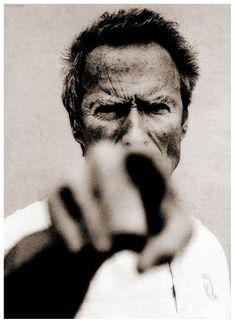 Clint Eastwood- Anton Corbijn photography