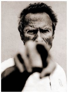Clint Eastwood- Anton Corbijn photography