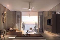 The-Cliff Alila Villas Uluwatu Suite