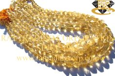 Citrine Faceted Coin (Quality D) Shape: Coin Faceted Length: 36 cm Weight Approx: 16 to 18 Grms. Size Approx: 7 to 8.5 mm Price $6.00 Each Strand