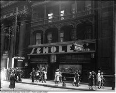 Scholes' Hotel by Toronto History, via Flickr