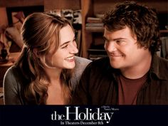 THE HOLIDAY. Not the most serious movie ever but it touched something in me which I am not sure I knew existed.