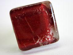 vidro transparente/vinho / branco Base niquel justável -M -  n 20 2,5 x 2,5 cm R$28,00