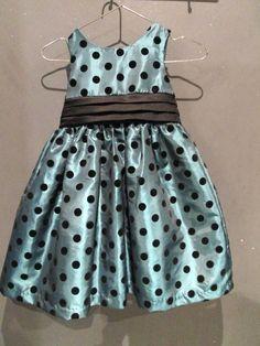 Vestido de niña #polkadots de #AmericanStore $1990 #ElegidosMS