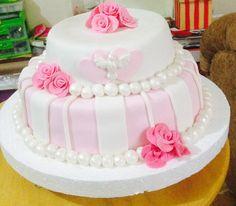 Torta para bautizo