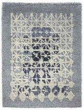 LUMITÄHTIÄ, Riitta Kostamoinen. 108 x 140 cm. Suomen Perinnetekstiilit Oy Rya Rug, Wool Rug, Weaving, Carpet, Textiles, Tapestry, Blanket, Rugs, Wall