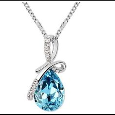 100% New! High Quality Crystal Pendant & Necklace Pendant: 1.7*3.2cm. Chain:48cm. It Comes Directly From Factory. Jewelry Necklaces