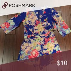 Floral Romper Floral Romper, Perfect for a Honeymoon. Never Worn. SheIn Other