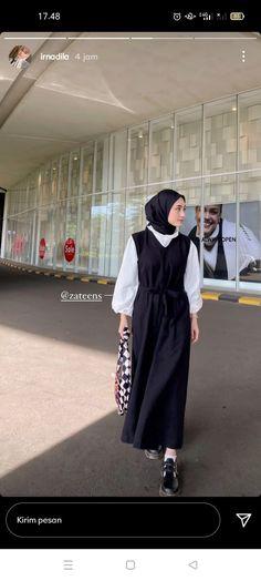 Ootd Hijab, Shopping, Dresses, Fashion, Vestidos, Moda, Fashion Styles, Dress, Fashion Illustrations