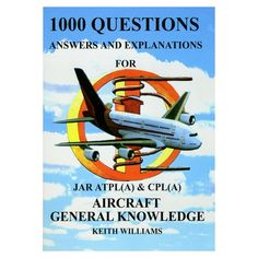 1000 Aircraft General Knowledge Q&A for JAR ATPL & CPL