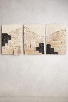 Loomed Architecture Wall Art - anthropologie.com
