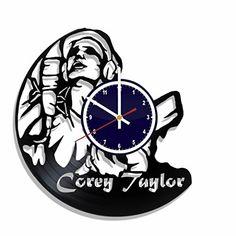 Wall clock Corey Taylor made from real vinyl record, Core... https://www.amazon.com/dp/B074V378S7/ref=cm_sw_r_pi_dp_U_x_SesvAbGW2D5PM