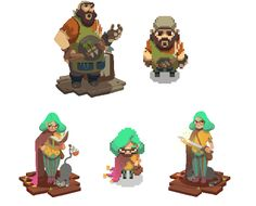 Moonlighter - ARPG with rogue-lite and shopkeeping elements by Digital Sun Games — Kickstarter