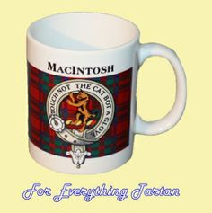 Lindsay Tartan Clan Crest Ceramic Mugs Lindsay Clan Badge Mugs Set of 2 Scottish Plaid, Scottish Gifts, Lindsay Tartan, Wallace Tartan, Small Luxury Cars, My Heritage, Mugs Set, Ceramic Mugs, Cars For Sale