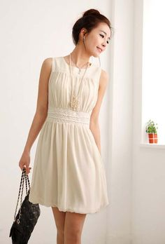 """This said """"Asian Fashion"""" when I found it...but I just like this dress :)"""