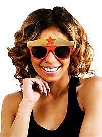 cc4547cdadf5a Sun Staches Wonder Woman Partybrille