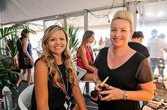 Blow Dry Bar was the offical hair partner at Future Music in Sydney 2015 Color Correction Hair, Bars Near Me, Future Music, Blow Dry Bar, Hair Specialist, Long Hair Extensions, Hair Transformation, Bars For Home, Sydney