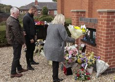 Fiona Bone Nicola Hughes Memorial Police Life Nicolas Police Station