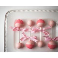 Cake Pop Baby Rattles - Projects Cakegirls