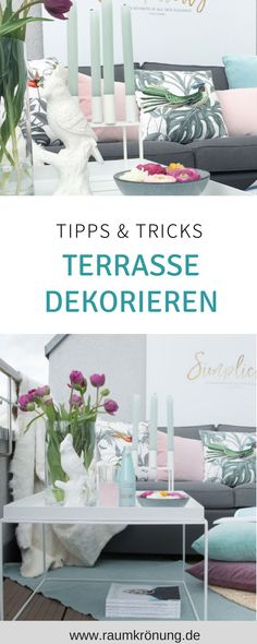19 best Erhöhte terrasse images on Pinterest in 2018 Balcony, Deck - balkon ideen blumenkasten gelander