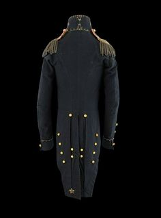 Dec. 24, 1814: The War of 1812 ends with the signing of the Treaty of Ghent. Major General Andrew Jackson wore this uniform during the war's last official battle in New Orleans in January 1815.  In addition to U.S. Army units, Jackson counted on New Orleans militia, former slaves, Choctaw Indians, Kentucky and Tennessee frontiersmen, and a colorful band of Jean Lafitte's pirates.