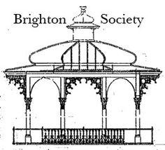 Brighton, Screen Printing, Gazebo, Outdoor Structures, Prints, Screen Printing Press, Kiosk, Silk Screen Printing, Pavilion