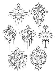 Ideas Tattoo Mandala Vorlage For 2019 - Tattoos - Mini Tattoos, Sexy Tattoos, Body Art Tattoos, Small Tattoos, Tattoos For Women, Sleeve Tattoos, Tattoos For Guys, Gorgeous Tattoos, Tatoos