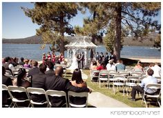 Oh my gosh I grow up there!! Big bear lake! Never thought of Big Bear for a wedding spot before now :P
