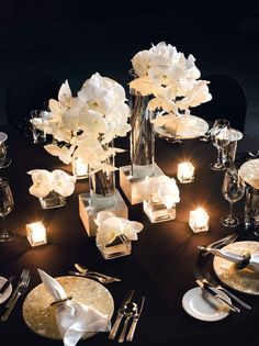 Amazing Wedding Centerpieces at Grand Hyatt Seoul #wedding #grandhyattseoul