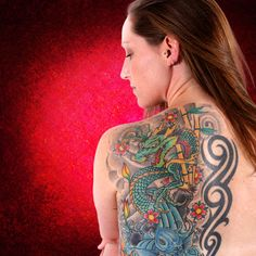 """Make best tattoo designs on your photo via iPhone/iPad. Welcome to """"Tattoo Designs Maker Free"""" app. Download this app to add beautiful tattoos and makeover your body virtually without pain."""