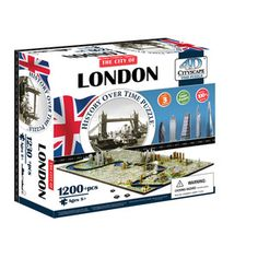 London 4D Puzzle, $27.99, now featured on Fab.  @Shannon Michelle @Eryn Todisman @Kerry Dilks  Also Tokyo, USA and others.