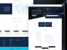 Ovh Redesign by Clément Sinz